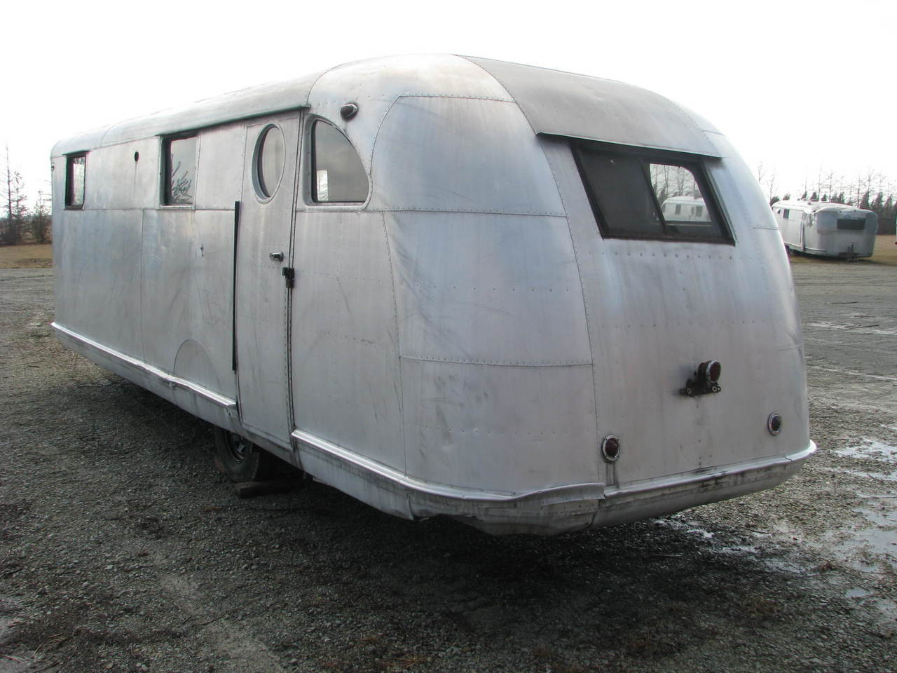 1946 Spartan 25' Manor # (46-3207)