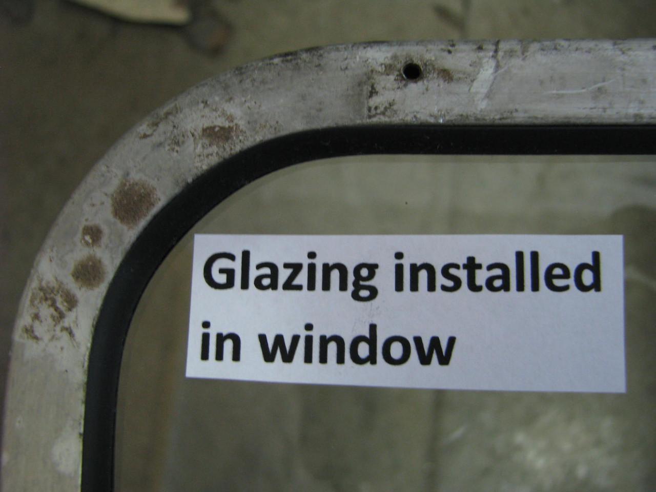 Spartan Window Glazing for 1 & 2 piece windows