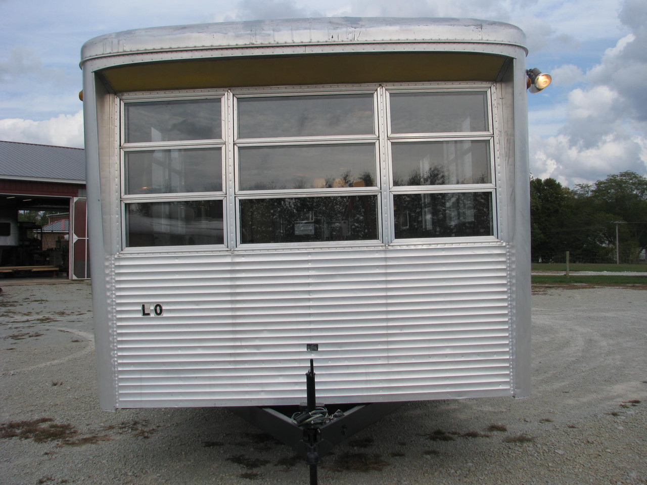 1960 Spartan 10' x 50' Carousel #S040 (SOLD J.K.J. ... on