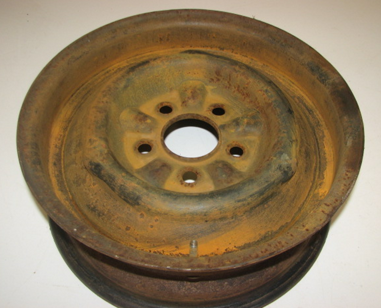 "14""x 5"" Wheel 5 Hole on 4-1/2"" Bolt Circle (CH038)"