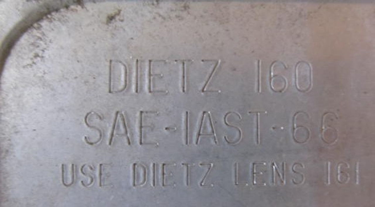 Dietz 161 Complete Tail Light (LT415)