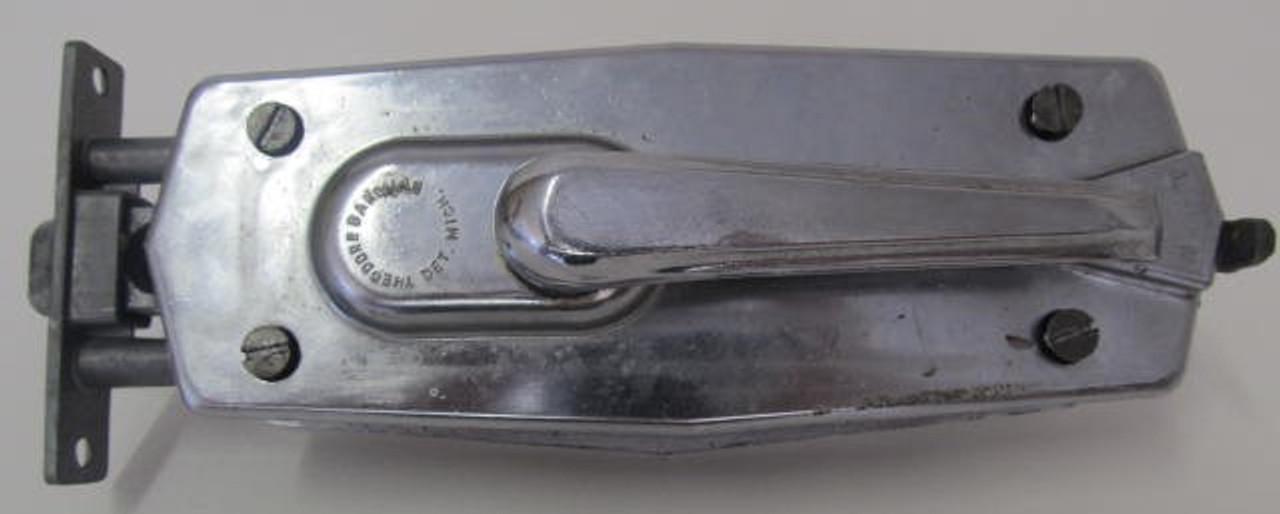 Bargman L-66 1A Lock (HW360)