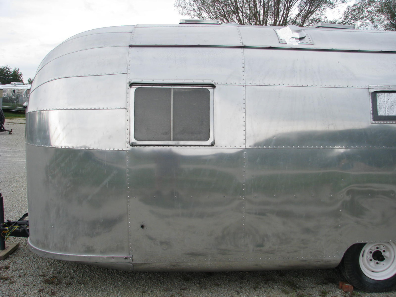 1951 Airstream 21' Flying Cloud #7125