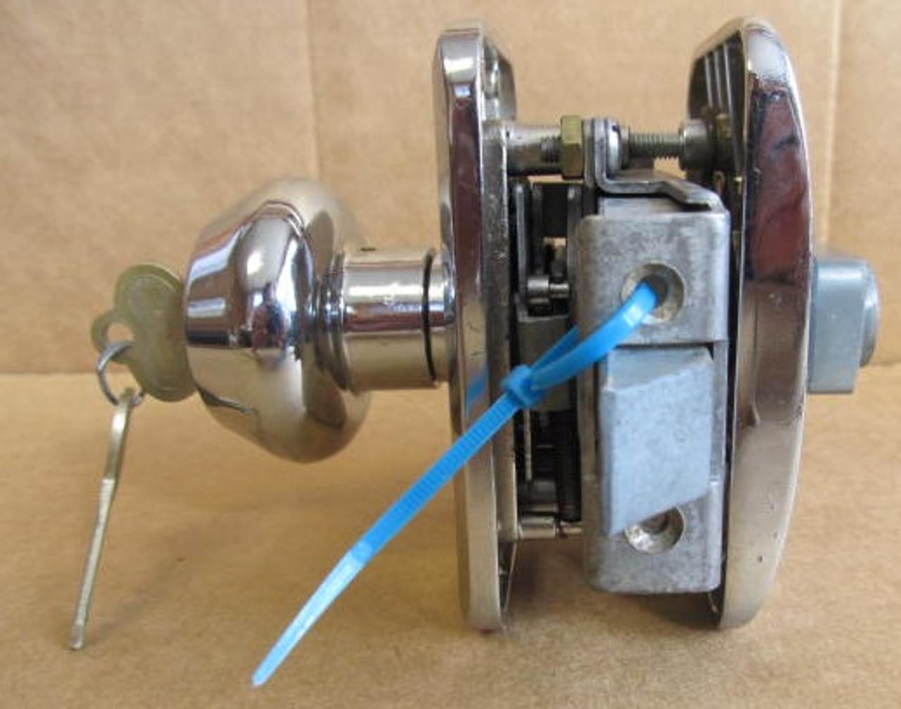 Chesler T-5 Lock with 2 keys (HW357)