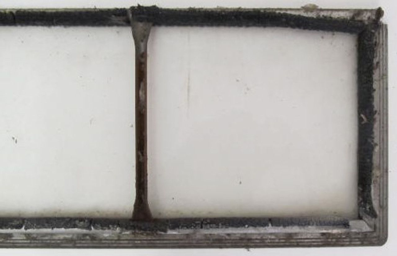 """40-3/8"""" x 9-1/8"""" Air-O-Lite Window (Broken Glass) (BP345)"""