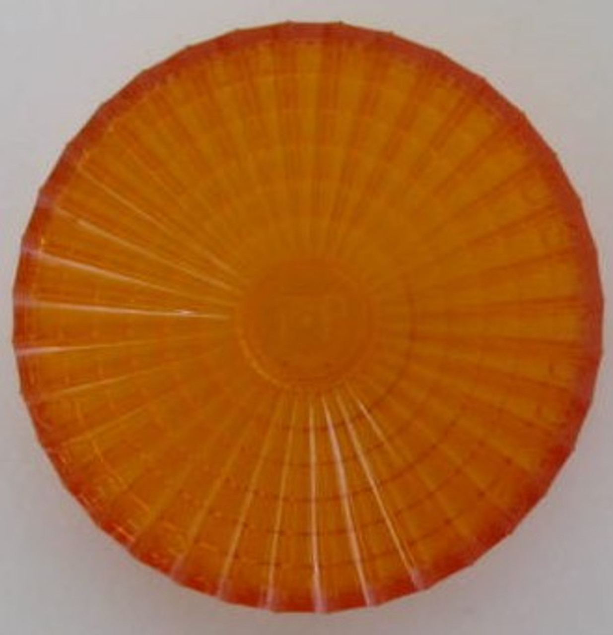 Amber Starburst Clearance Light (Lens Only) (LT425)