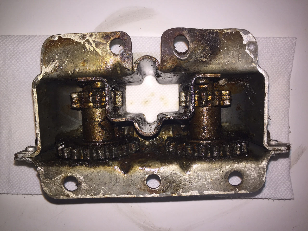 Atwood Gear Box For Front Jack