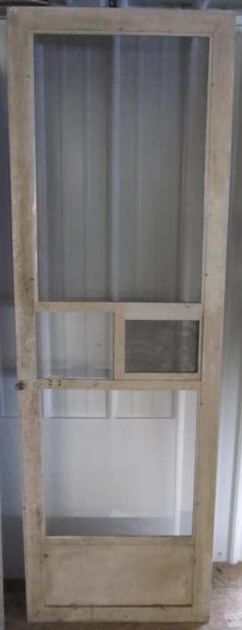 Spartan Aluminum Screen Door (painted) (BP355)