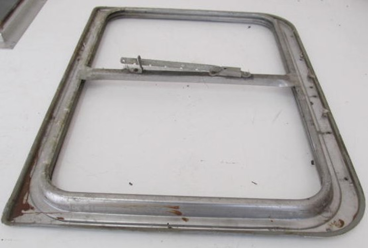"25-1/4"" x 19-1/4"" Aluminum Window Frame (w/o Glass) (BP361)"