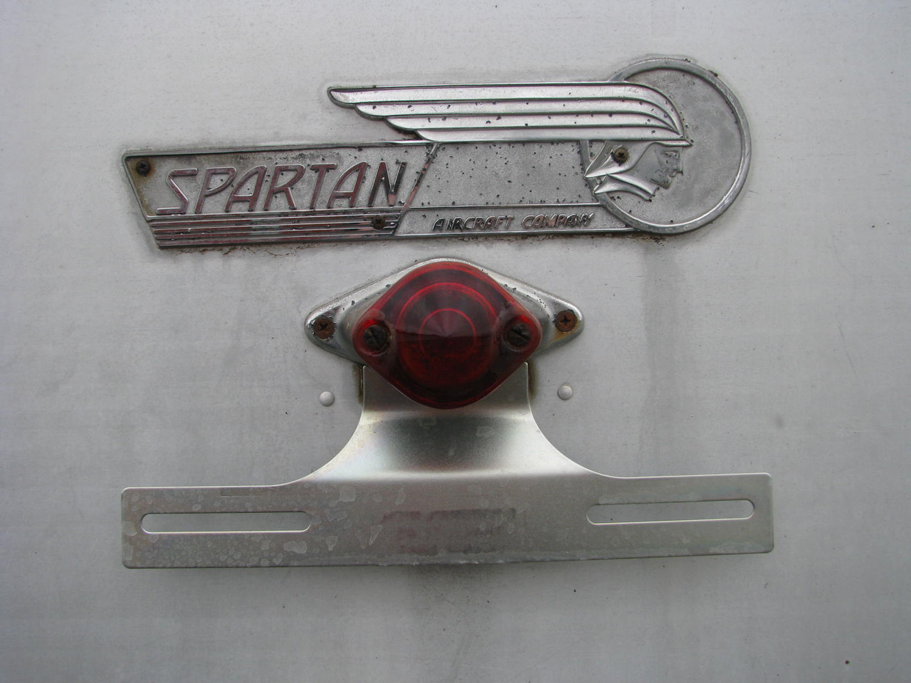 1954 Spartan 43' Imperial Mansion #1250