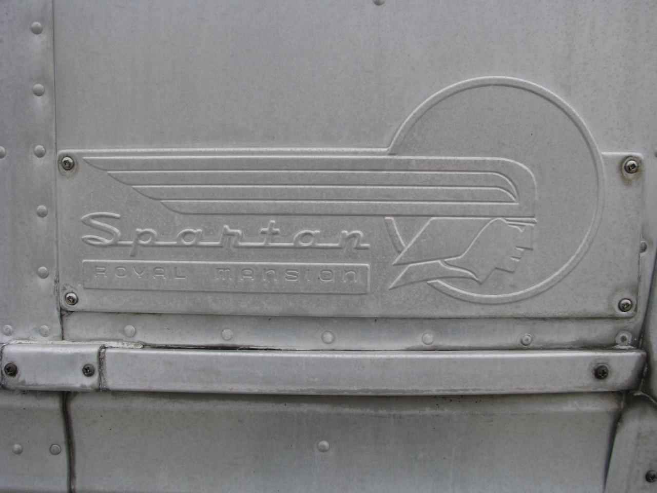 1957 Spartan 40' Royal Mansion #202
