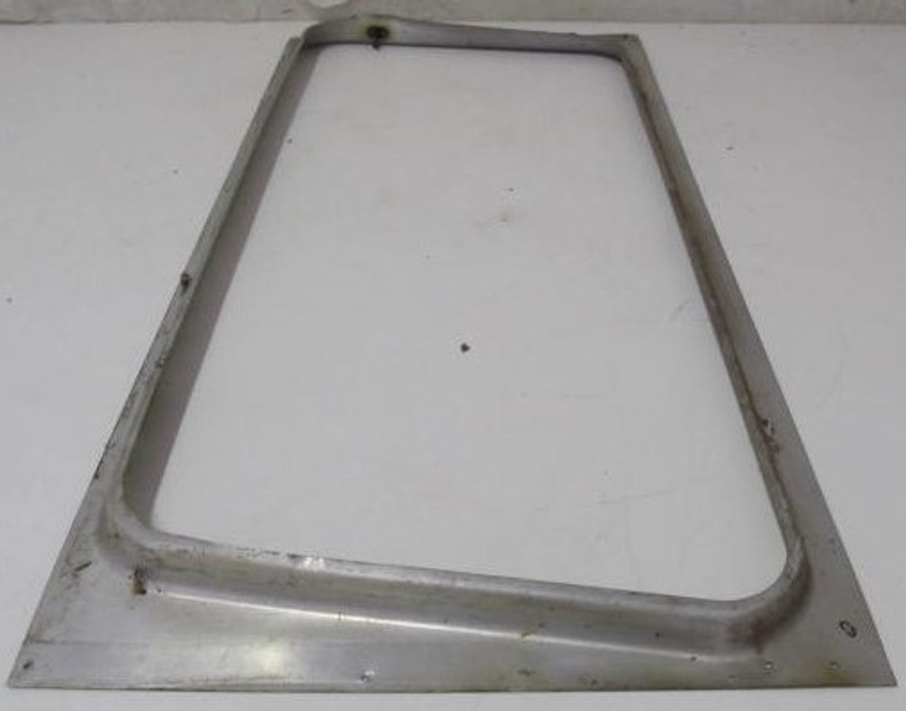 Spartan Interior Window Trim Aluminum - Curb Side (BP168A)
