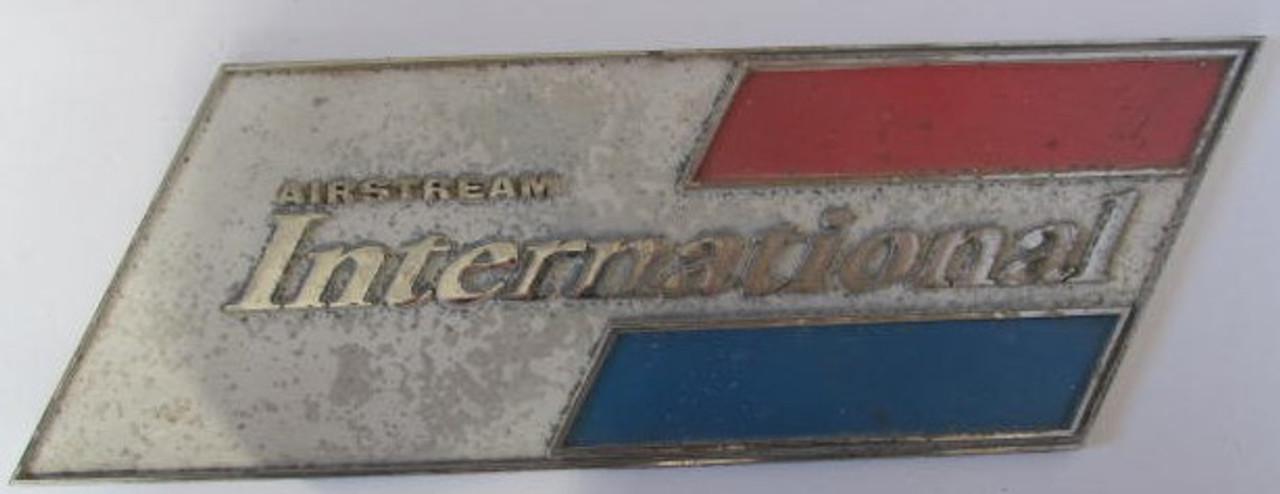 Airstream Name Plate (HW381)