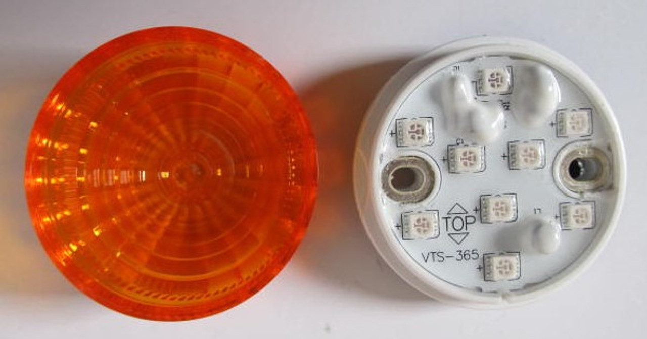 Starburst Clearance LED Complete Light - Amber (CLT023)
