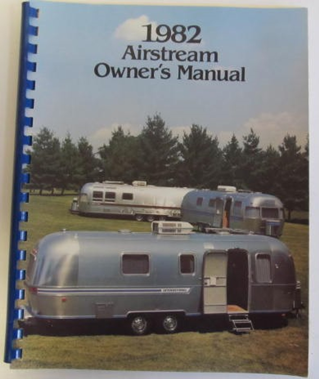 1982 Airstream Owner's Manual (BL003)