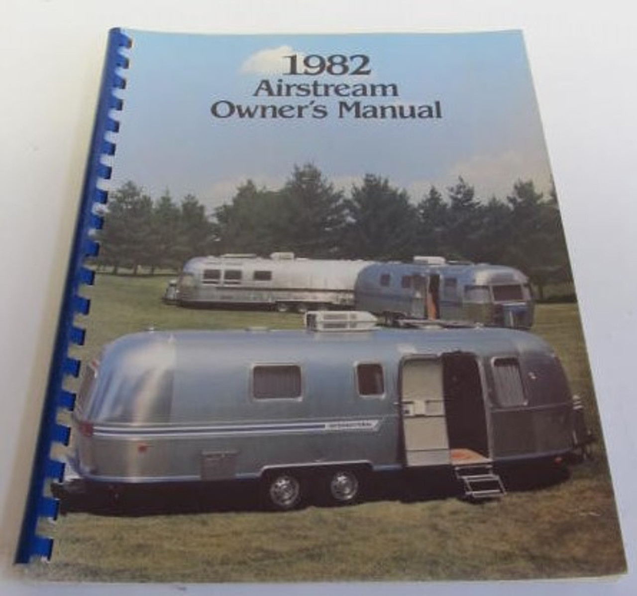 1982 Airstream Owner's Manual (BL003)