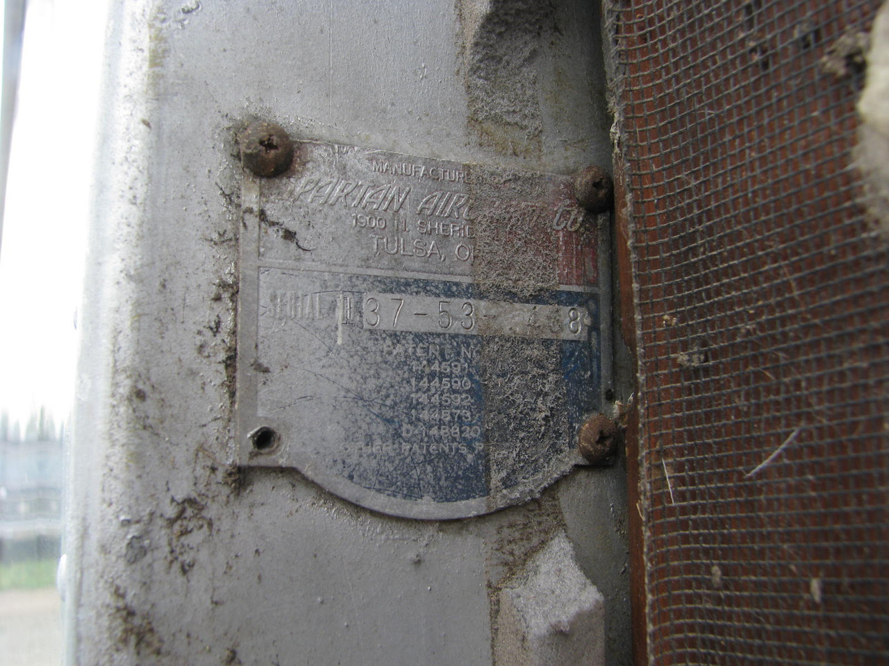 1953 Spartan 37' Imperial Mansion #468      SOLD    N.M.