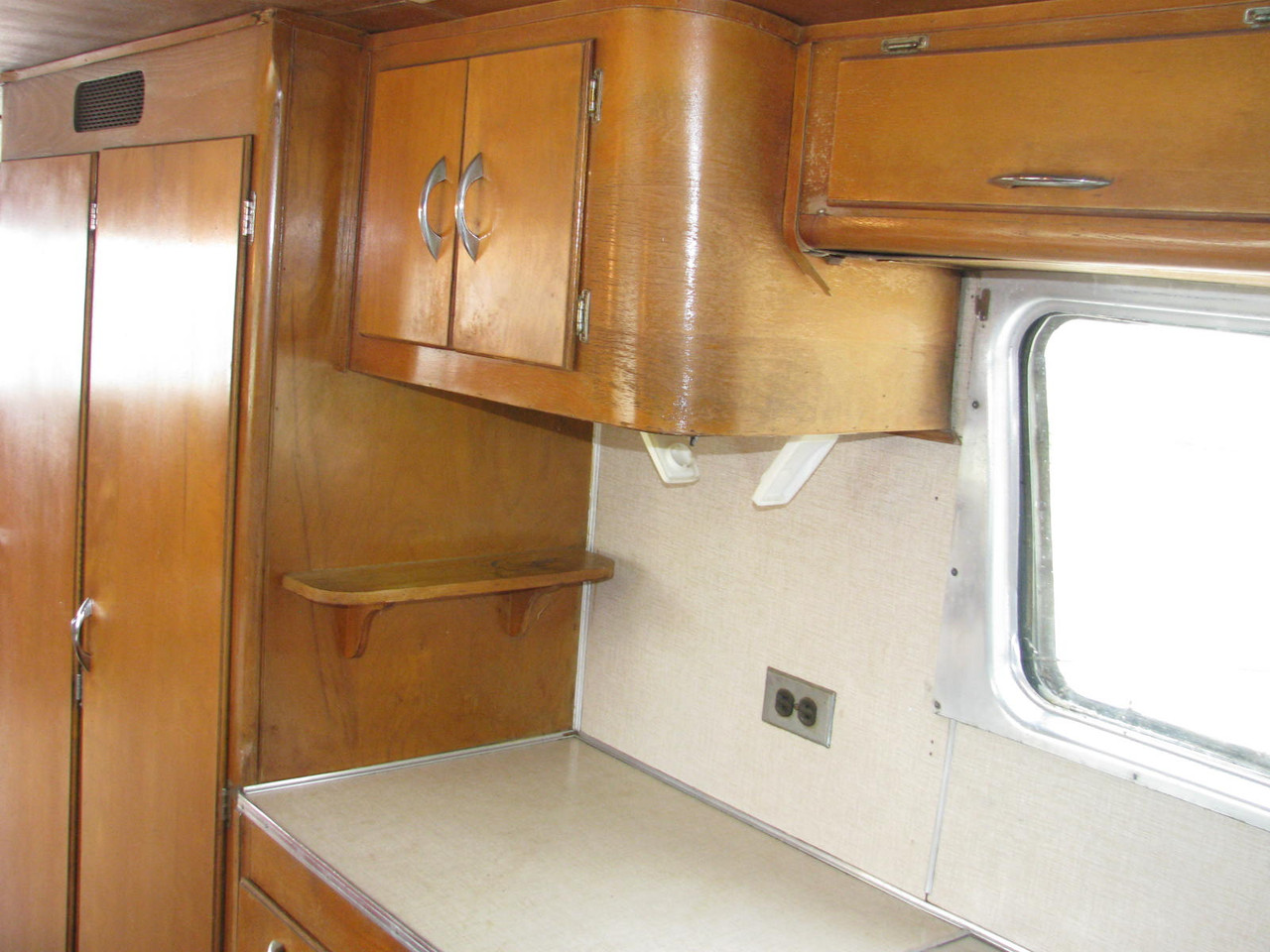 1950 Spartan 33' Royal Mansion #2912