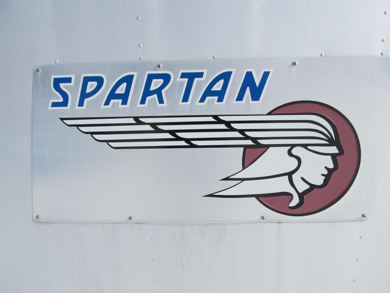 1949 Spartan 33' Royal Mansion #389T