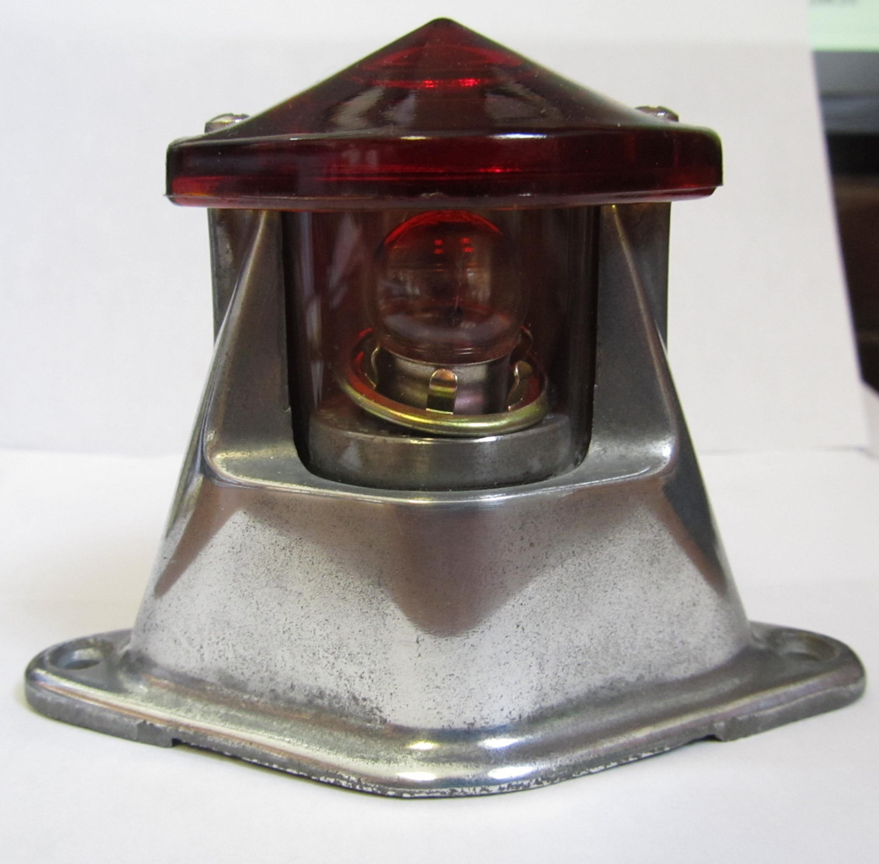 Bargman Trail-Lite #4 License Plate Light (LT441)
