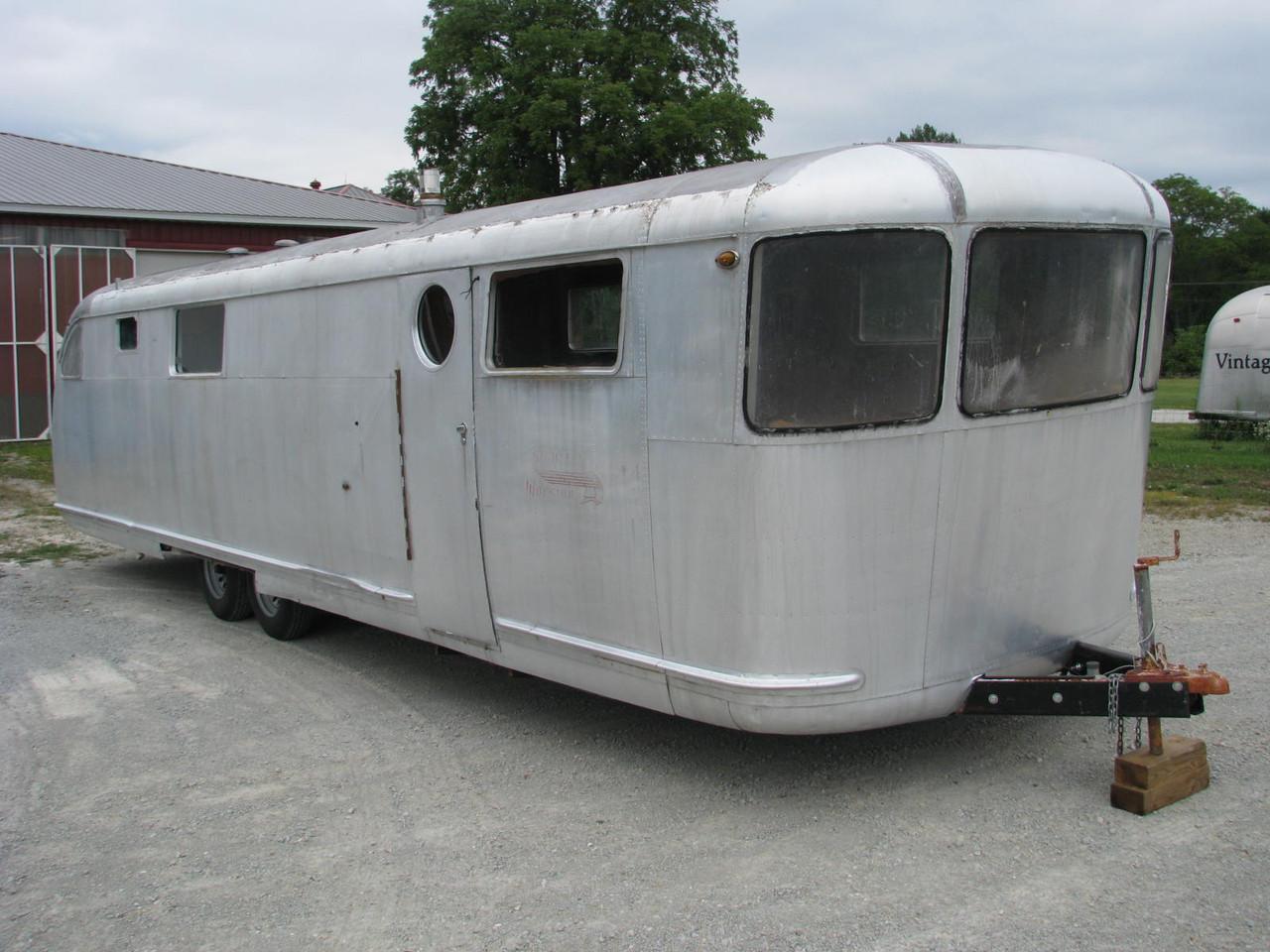 1950 Spartan 33' Royal Mansion #3091