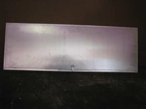 Airstream Trunk Door (CBP011) BACK VIEW