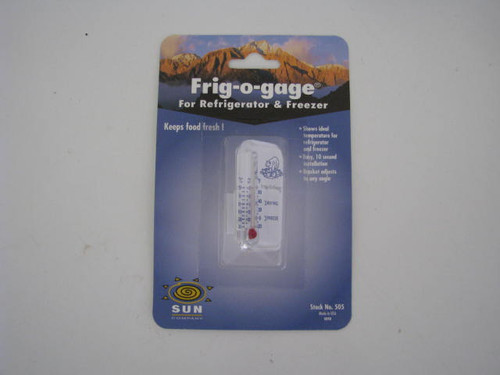 Frig-O-Gage (03-1001) Show in retail packaging