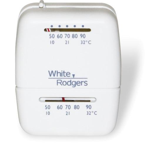 UNIVERSAL THERMOSTAT WHITE (08-1000)