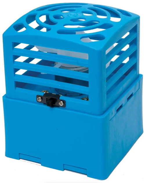 FRIDGECOOL Fan With On/Off Switch - (03-1019) FRONT VIEW