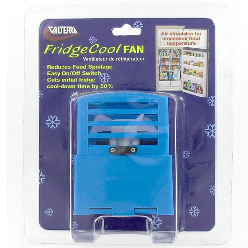 FRIDGECOOL Fan With On/Off Switch - (03-1019) IN PACKAGING