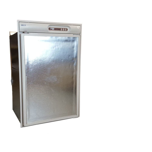 NORCOLD N410 REFRIGERATOR 4.5 CU. FT. 2-WAY (07-1000) OUTSIDE FRONT VIEW