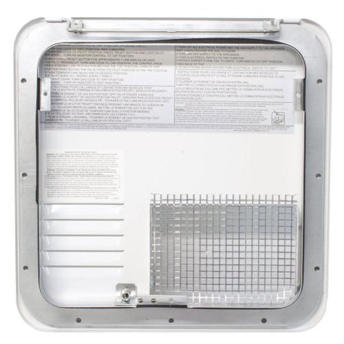 6 Gal. Suburban Water Heater Door Only (09-1008) Interior View