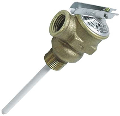 "1/2"" PRESSURE RELIEF VALVE (09-1009) Alternate View"