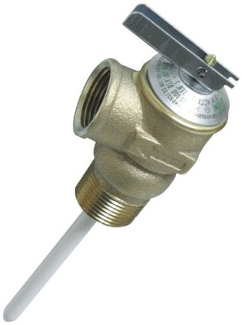 "3/4"" PRESSURE RELIEF VALVE (09-1010) Product shown"