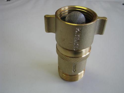 WATER PRESSURE REGULATOR (10-1009) Front View