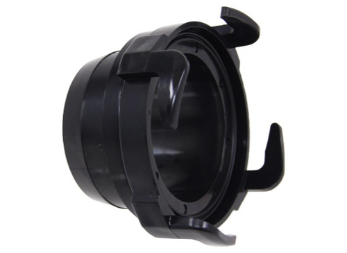 """SEWER HOSE 3"""" DELUXE STRAIGHT SWIVEL ADAPTER (11-1030)"""