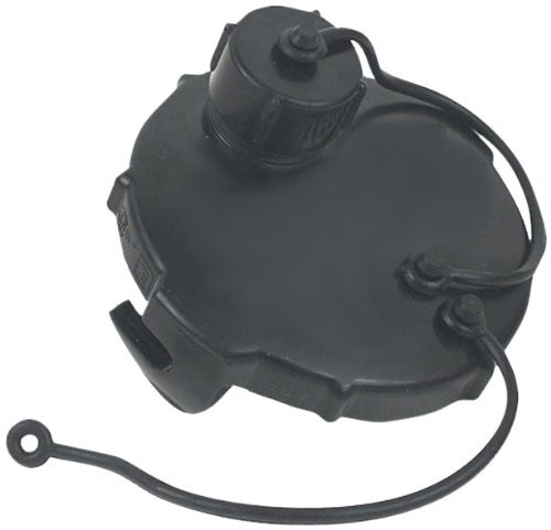BAYONET SEWER CAP with GARDEN HOSE CONNECTION (11-1028)