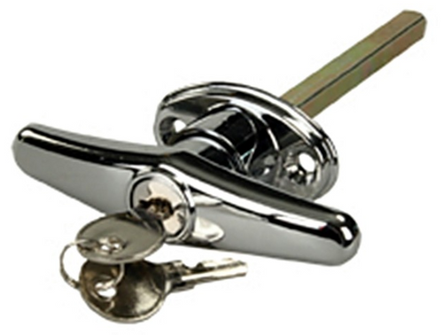LOCKING T-HANDLE - CHROME (20-1138)