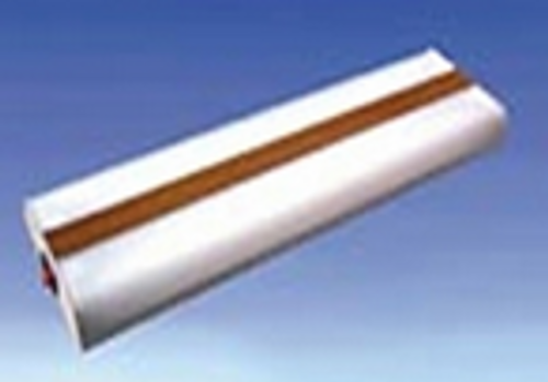 "THIN-LITE FLUORESCENT LIGHT LENS ONLY- 18"" (18-1003)"