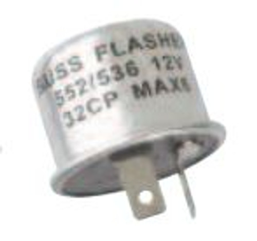 HEAVY DUTY FLASHER - 2 PRONG (19-1002)