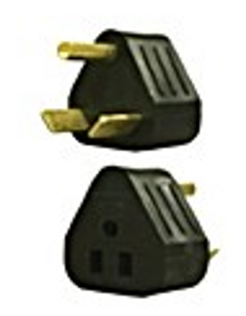 PARK ADAPTER - 30 AMP MALE TO 15 AMP FEMALE (19-1014)