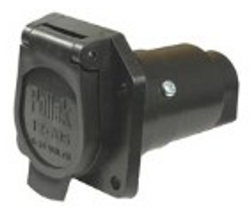 CONNECTOR SOCKET - 7-WAY (19-1035)