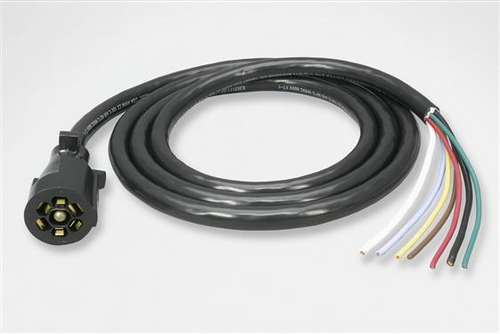 7-WAY CONNECTOR with 8´ CORD (19-1036)