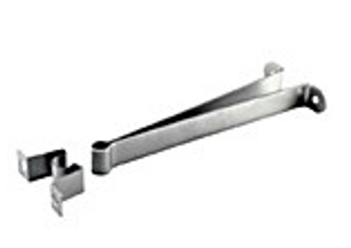 "DOOR HOLDER with METAL C-CLIP - 3"" (20-1030)"