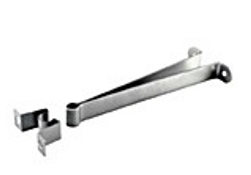 "DOOR HOLDER with METAL C-CLIP - 8"" (20-1032)"
