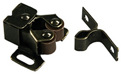 DOUBLE ROLLER CATCH - 2pk (20-1111)
