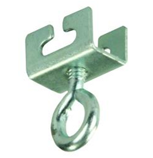 CURTAIN TRACK END STOP - TYPE B - METAL (20-1121)