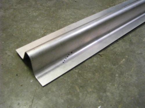Spartan Aluminum Rub Rail 1946-1953 (CBP012)