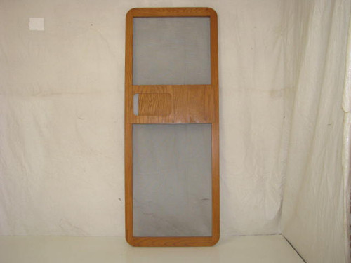 Oak Screen Door for Spartans (CWI001)