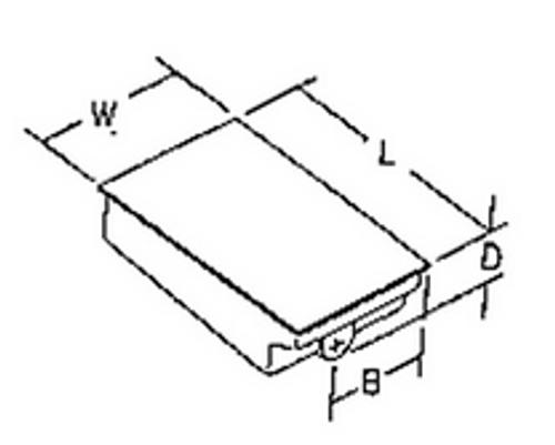 ABS HOLDING TANK R.E.D. - 23 GALLON (11-1069)